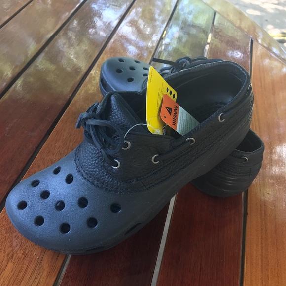 8ee8b2441 CROCS Islander Boat Shoes Loafers UNISEX